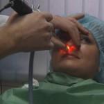 лечение гайморита лазером в клинике