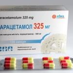 Парацетамол при гриппе