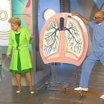 Кашель, трудно дышать при эмфиземе легких