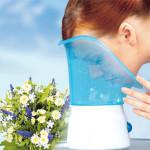 Ингаляции с использованием отваров лекарственных трав