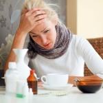 симптомы и лечение простуды.