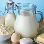 Молоко и молочные продукты от кашля
