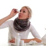 Насморк и лекарственные средства