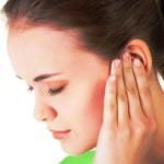 Признаки заложенности уха