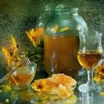Медово-водочные рецепты