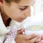 Восполнение жидкости при гриппе и простуде