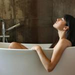 Особенности приема ванны