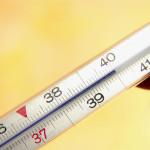 вышение температуры до 39-40 градусов
