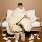 простуда у взрослого