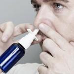 Применение сосудосуживающих капель в нос