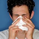 трудно дышать из-за заложенности носа