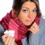 Острый ринит, сопровождающий грипп