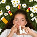 Лечение аллергических воспалений слизистой носа
