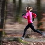Как бегать при простуде
