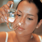 Как промывать нос физраствором