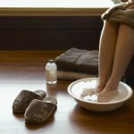 ванночки для ног с горчицей