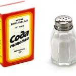 Полоскание солью и содой