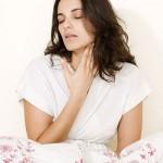 Как долго болит горло?