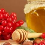 мед с калиной от простуды