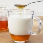 Сухой кашель – народные рецепты на основе молока