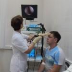 Методы диагностики полипозного риносинусита