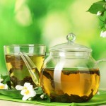 чай из алтея с медом