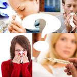 Отличительные черты аллергии и простуды