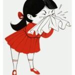 Почему из носа течет белая слизь?