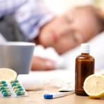 Длительность простуды