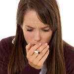 сильный кашель возникает после курения