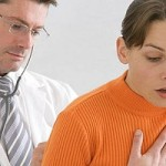 Длительный лающий кашель