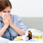 Причины возникновения насморка и температуры