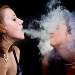 Ангина и пассивное курение