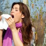 Аллергии – причина белых соплей