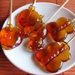 Леденцы с медом и корицей