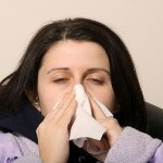 начало простуды