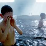 насморк и бассейн