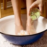 ножные ванночки.
