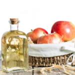 олоскать горло яблочным уксусом